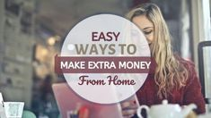 Want to make money online from the comfort of your house? Check out this article to discover real ways to make money from home. Legit, proven ways to make money! Make Money Doing Surveys, Best Money Making Apps, Hobbies That Make Money, Way To Make Money, Make Money Online, Legit Work From Home, Work From Home Jobs, Money From Home, Online Side Jobs