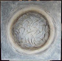 Mandala by Sylwia Michalska - obraz strukturalny