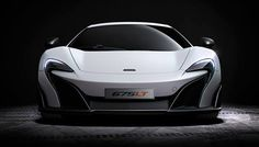 The McLaren 675LT Supercar - This devilishly fast new sports car has 666 hp and a top speed of 205 mph.