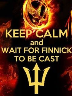 oh, I can't wait to find out who gets to be Finnick:)