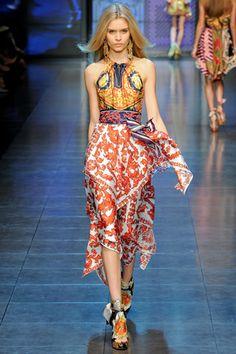 DG spring 2012 ready-to-wear