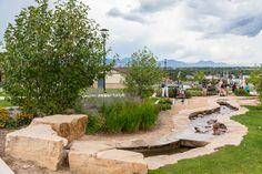denver landscape architect park design playground water colorado