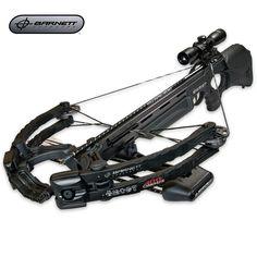 Gabriel's crossbow #dovecreekchronicles -- Barnett Ghost 400 Crossbow