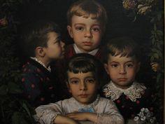 """""""Crianças"""", de Karl Ernst Papf"""
