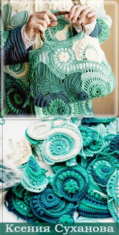 Вязание крючком. Фриформ. Мастер-класс Вязание на заказ. #Crochet #knitting #Вязание #вязаниекрючком #фриформ #фриформкрючком