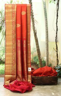 KANCHIVARAM SILK L05269 | Lakshmi