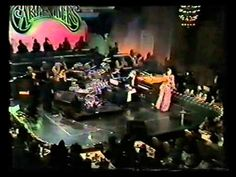 Carpenters Live at the The Talk of the Town 1974 - YouTube