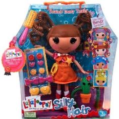 (Have this one) MGAE -Lalaloopsy Silly Hair Prairie Dusty Trails
