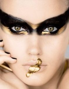 bumble bee hair and makeup - Google Search