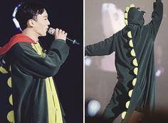 Chen the dinosaur