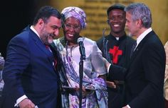Нобелевская премия мира Армении «AuroraPrize»