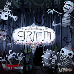 Steam แจกฟรี! Grimm พร้อม Trading Cards