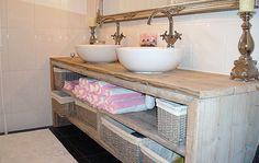Meuble salle de bain Pays Bois