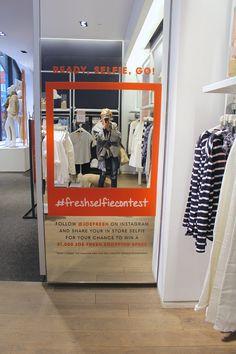 Case: #FreshSelfieContest 近年H&MやForever21などのファストファッション・ブランドが次々と日本上陸を果たし、若者から絶大な人気を得ていますが、カナダ発の異色の