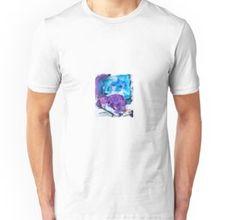 'Otter wasserfarben' Premium T-Shirt von Wolfteamshop Otters, Unisex, Mens Tops, Stuff To Buy, Shopping, Fashion, Watercolors, Moda, Otter