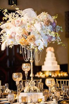 Shabby & Chic Vintage Wedding Decor Ideas ❤ shabby-chic-vintage-wedding-decor-ideas-with-flowers-true-photography #weddingforward #wedding #bride