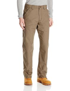 Carhartt Men's Canvas Work Dungaree B151,Light Brown,32 x 34 >>> Quickly view this special boots, click the image : Carhartt Boots