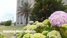 Piriápolis, Argentino Hotel, #Uruguay, elisaserendipity.blogspot.com