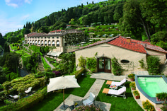Belmond Villa San Michele - Florence, ItalyA spectacular hilltop hotel overlooking the terracotta rooftops of Florence, Belmond Villa San Michele enjoys a magnificent setting in the lush hills of. Florence Hotels, Florence Italy, Top Hotels, Best Hotels, Luxury Hotels, Hotels In Tuscany, Best Spa, Plunge Pool, Four Seasons Hotel