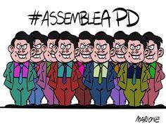 il popolo del blog,notizie,attualità,opinioni : assemblea piddina