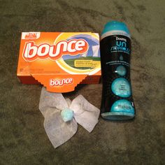 Put this in your dresser drawers to make you cloths smell like they just came out of the dryer Downy Unstoppables in a dryer sheet tied with string or a rubber band or hair tie.