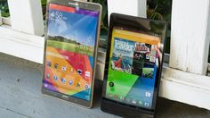 Check out this detailed video comparison between the Samsung #GalaxyTabS 8.4 and the Google #Nexus7 (2013) by Asus - Two top choices for anyone looking for a new Android tablet