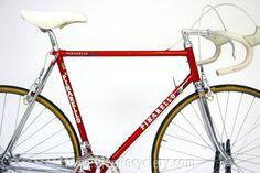 Bike Recyclery - NOS 1984 Pinarello Montello Road Bike: FULL Prototype Campagnolo C-Record
