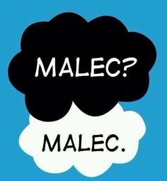 Malec for days!!!