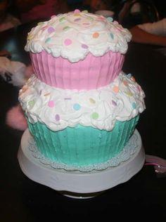 #Cupcake Cake