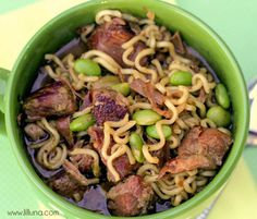 Pork and Edamama Soup Recipe