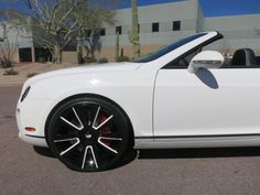 fine 2012 Bentley Continental GT Supersports Convertible Check more at http://myalphastore.com/product/2012-bentley-continental-gt-supersports-convertible-custom-22-forgiato-whls-294k-msrp-15k-miles-rare-car-2011-2013-convertible-gtc/