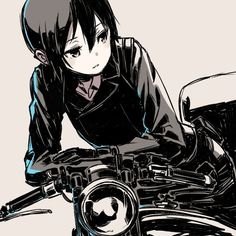 Kino no Tabi: The Beautiful World Kino's Journey, Mystical World, Demon Art, Illustration Sketches, Illustrations, Manga Art, Beautiful World, Online Art, Anime Characters