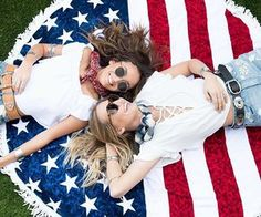 Images and videos of 4th of july