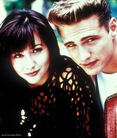 Beverly Hills 90210, twins Brenda and Brandon