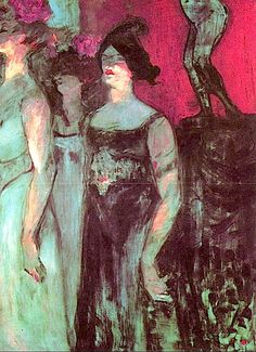Henri de Toulouse-Lautrec / Messalina