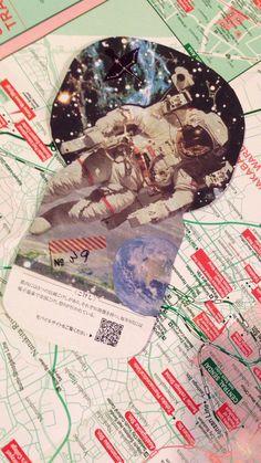 フォルムカードにコラージュ by:Yukiko #コラージュ