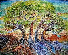 Batik images | Art: TREE of LIFE BATIK ~ COMMISSIONED by Artist Marcia Baldwin