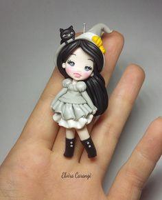 polymer clay Elvira Carangi