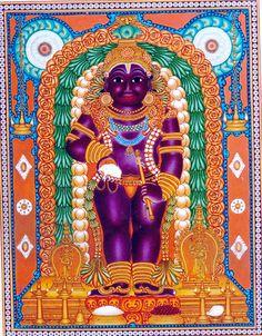 1000 images about kerala mural art on pinterest kerala for Asha mural painting guruvayur