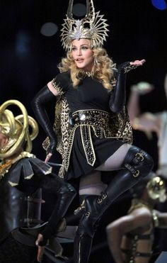 Madonna (Super Bowl 06/02/2012)