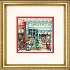 Toy Shoppe Cross Stitch | Hobbycraft