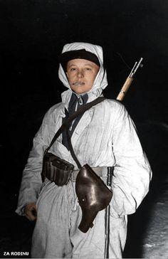 Finnish soldier - Winter war, pin by Paolo Marzioli Army & Navy, Red Army, Ww2 Uniforms, Military Uniforms, Russian Winter, Korean War, Vietnam War, World War Ii, Wwii