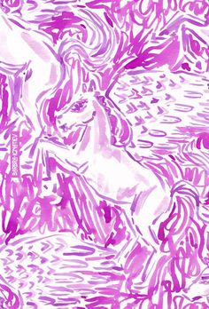 PEGASUS POWER Barbarian print #pegasus #mythical