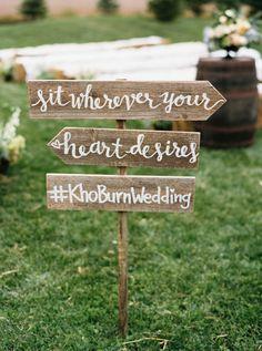 Craft Wedding, Diy Wedding, Wedding Ideas, Event Signage, Whimsical Wedding, Wedding Gallery, Reception Decorations, Wedding Signs, Getting Married