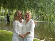 Stefanie and Lesha from Texas! #twobrides #lesbianwedding