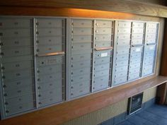 56 best apartment mailboxes mailroom images on Pinterest | Apartment ...