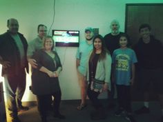 This Spy team beat the room with a great time left and got the technology! Awesome teamwork!