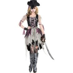Haunt the seven seas with our Haunted Pirate Wench Costume. Be the captain of your Ghoulish Crew this Halloween with our spooky and sexy Pirate costume Pirate Halloween, Plus Size Halloween, Halloween Costume Shop, Halloween Costumes For Kids, Adult Costumes, Costumes For Women, Halloween Party, Halloween Ideas, Halloween Makeup