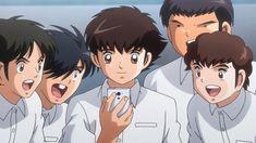 Captain Tsubasa Episode 29 Official Anime Screenshot ©高橋陽一/集英社・2018キャプテン翼製作委員会 Captain Tsubasa, J Pop Bands, Dragon Ball, Classic Fairy Tales, Anime Episodes, Anime Screenshots, Misaki, Digimon, Films