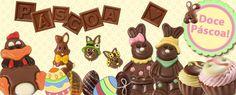 A Páscoa está quase aí à porta.... Vejam aqui as nossas sugestões Docinhas!